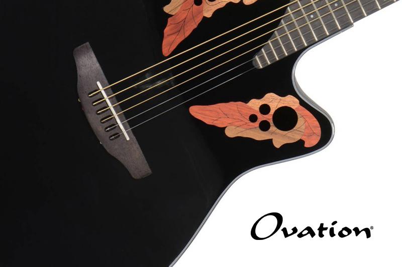 Ovation Guitars